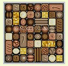 Chocolates needlepoint